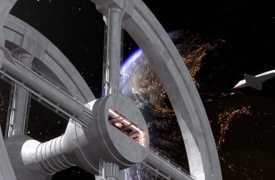 "FSG blasts C. H. Robinson into space, winning ""Best In Show"" award"